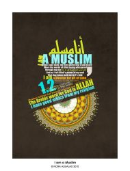 I am a Muslim by NoraAlgalad