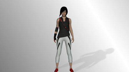 Mirror's Edge Catalyst Faith XPS/Xnalara *UPDATED* by diegoforfun