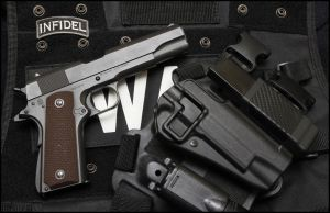 Colt Government 1911 by SWAT-Strachan
