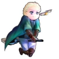 Draco (Harry Potter Chibi) by 7-DMeuMS