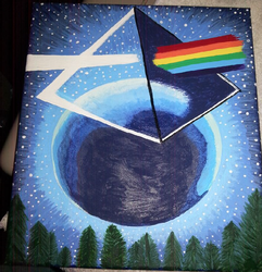 Dark Side of the Moon by CheshireDivine