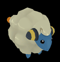 Mareep + DL mmd by Valforwing