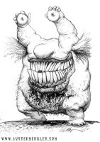 KRUMM - Rough Concept by AustenMengler