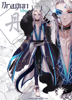 [CLOSED TY] Shuilong _oriental design by Skf-Adopt