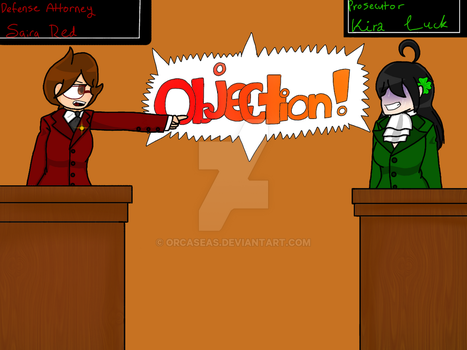 OBJECTION! by OrcaSeas