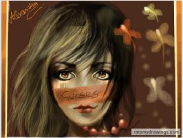 Butterfly Curses by Addicted2disaster