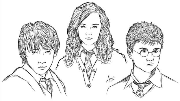 Harry Potter by Lord-Mars