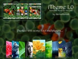 iTheme for S40 by deviantarnab