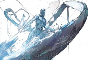 Iceman by Peter-v-Nguyen
