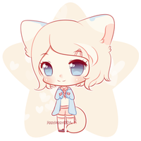 [Req] Chibi - cottoneeh by JiggyJaggy