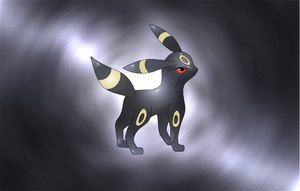 Eeveelutions: Umbreon by kkiittuuss