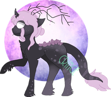 This oc is so goddamn pretty [CM] by Space-Klown