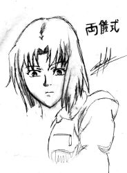 Type-moon char style by tino1989