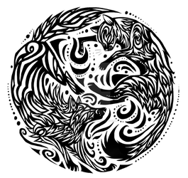 Tribal Tattoo Design by Art-by-Ling