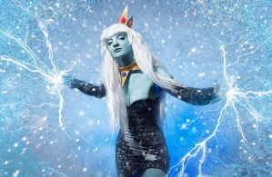 Adventure Time - Ice Queen by ShadeCramer