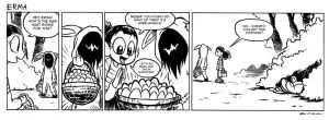 Erma Strip- Happy Easter by OUTCASTComix