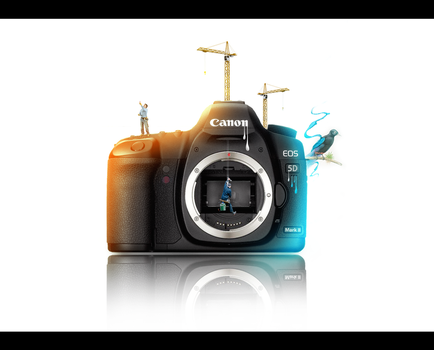 Canon AD - Under construction by RooKie-Art