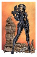 Baroness by KitoYoung