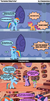 The Hardest Thing to Say by xTamamachanx