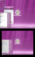 Vista Live Shell Pack 1.2-Pink by Niwradsoft