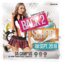 Back 2 school flyer by n2n44