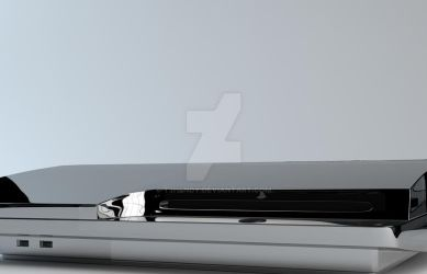 Playstation 3 Chrome by t3h4ndy