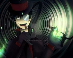 Black hat from Villainous by JFideo