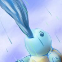 007: Squirtle by littlebuster-k2