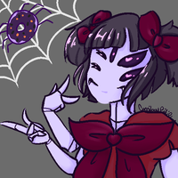 Muffet Icon by CannibalPixie