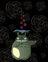 totoro by goccie