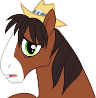 Vector #605 - Troubleshoes Clyde #3 by DashieSparkle