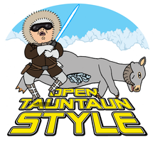 Open Tauntaun Style by JMKohrs
