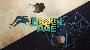 Cry plays: Broken Age by Blarghmaster