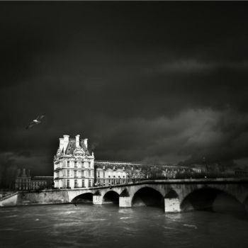 sketches from Paris XX... by Kaarmen