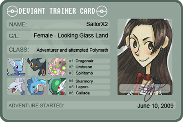 Deviant Trainer ID by SailorX2