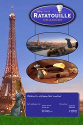 Ratatouille Wallpaper Pack by SexyLadyMaul