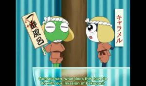 Tamama x Keroro 122 by tackytuesday