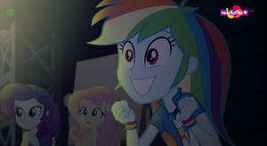 MLP Equestria Girls Movie Magic Moments 1 by Wakko2010