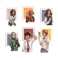 high school lovers by Forbis