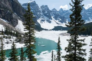 Moraine Lake by the3dman