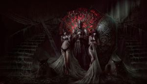 Echoes in the Darkness by ser1o