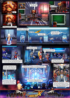 MMX:U49 - S1Ch5: Eerie Changes (Page 1) by IrregularSaturn