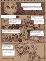 The Cask of Amontillado--Pg 1 by pierrotdelune