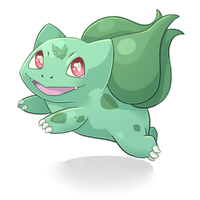Bulbasaur by vegi92