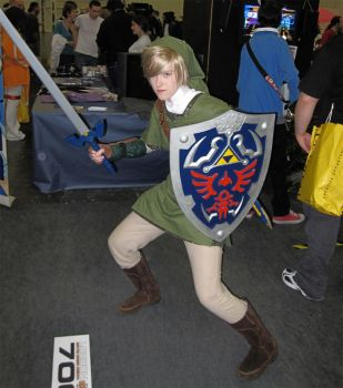 Link by Dead-Space