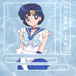 Sailor Mercury icon by dogkid1