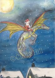 Magical Christmas Ride by Moonenchantress1