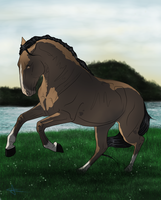SWS Branquina VI - SOLD by CalyArt