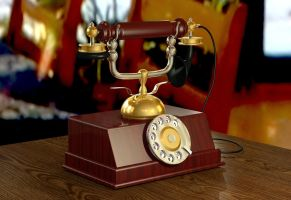 Telephone 2 by Ozzik-3d