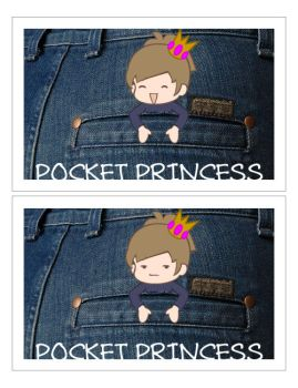 Pocket Princess by Juan-Ki